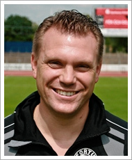 Trainer Uwe Koschinat