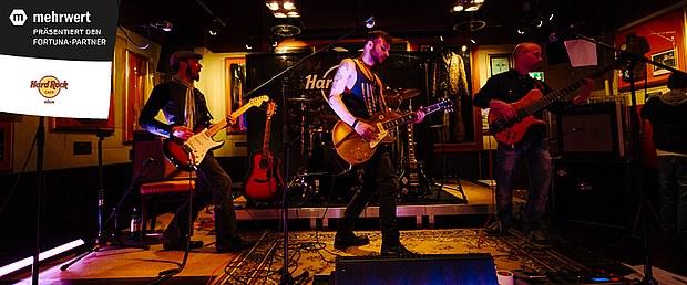 Musik Memorabilia Und Gutes Essen Am Gürzenich Hard Rock Cafe