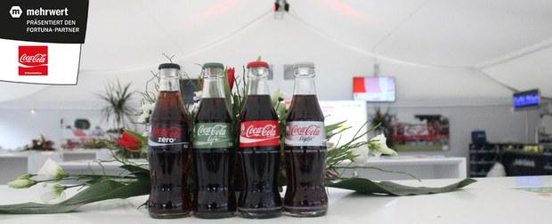 Getränke für die Südstadt - Coca-Cola Erfrischungsgetränke AG weiter ...