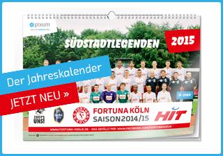 Fortuna Köln Jahreskalender 2015 by Pixum